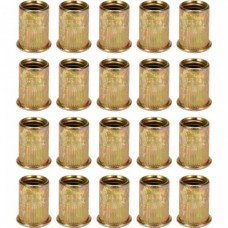 Set 20 piulite nituibile M10 YATO