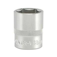 Cheie tubulara hexagonala 3/8 30x18 mm YATO