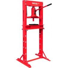 YATO Presa hidraulica 30T 0-795 mm 520 mm