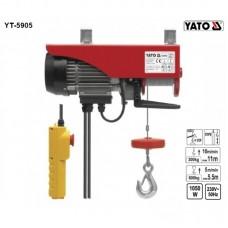 Mini macara 1050 W 300-600 kg YATO