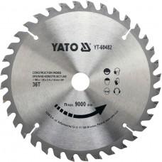 YATO Disc circular pentru lemn 180 x 20 x 2.4 T36