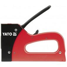 Capsator profesional cuie si capse 6-16 mm YATO