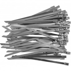 Coliere metalice reglabile din otel 4.6 x 200 mm Yato YT-70561
