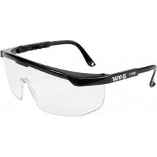 Ochelari de protectie rama neagra YATO