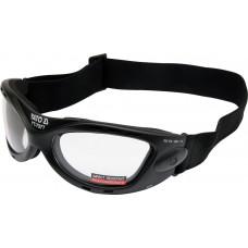 Ochelari de protectie cu rama neagra YATO