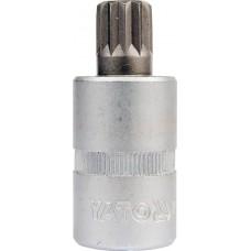 Bit M5 cu adaptor 1/2 50 mm YATO