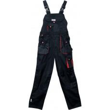 Pantaloni de lucru cu pieptar marimea M YATO