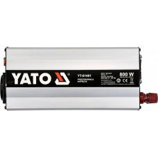 Invertor de tensiune 800 W YATO