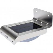 Lampa solara cu LED pentru perete 120 lumeni YATO