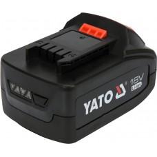 YATO Acumulator Li-ion 18 V 4 Ah