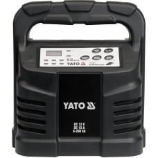 Redresor acumulatori auto 15 A YATO