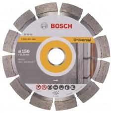 Bosch Expert disc diamantat 150x22.23x2.5x12 mm universal