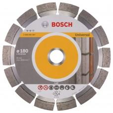 Bosch Expert disc diamantat 180x22.23x2.5x12 mm universal