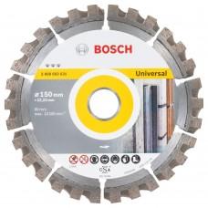 Bosch Best disc diamantat 150x22.23x2.4x12 mm universal