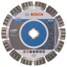 Bosch Best disc diamantat 180x22.23x2.4x12 mm pentru piatra