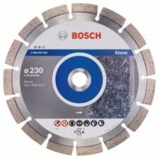 Bosch Expert disc diamantat 230x22.23x2.4x12 mm pentru piatra