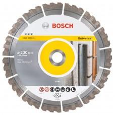 Bosch Best disc diamantat 230x22.23x2.4x15 mm universal
