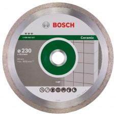 Bosch Best disc diamantat 230x25.4x2.4 mm pentru gresie