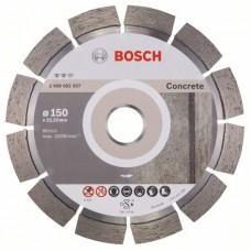 Bosch Expert disc diamantat 150x22.23x2.4x12 mm pentru beton