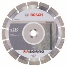 Bosch Expert disc diamantat 230x22.23x2.4x12 mm pentru beton