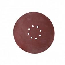DEDRA Discuri din panza abraziva 5 bucati cu gauri diametrul de 180 mm