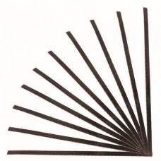 DEDRA  Set 10 lame bomfaier 125 mm pentru fierastrau traforaj DED-1222