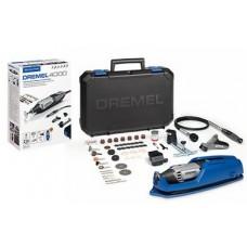 DREMEL 4000 4/65 EZ Unealta multifunctionala cu 65 accesorii F0134000JS