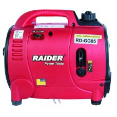 Generator de curent electric  pe benzina 1000W Raider Power Tools