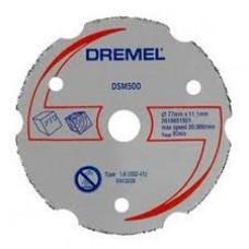 DREMEL  DSM500 Disc multifunctional 20mm