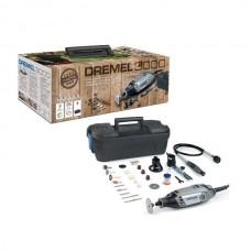 DREMEL 3000-3/55 SP Unealta multifunctionala 130W+ set 55 accesorii F0133000NU
