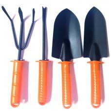 TOPGARDEN Set 4 unelte pentru gradina