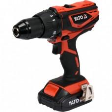 YATO Autofiletanta cu percutie Li-Ion 18V, 40 Nm