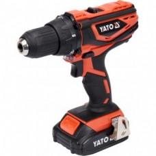 YATO Autofiletanta cu acumulator 18V, 40 Nm