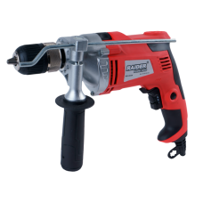 Masina de gaurit cu percutie 13 mm 850 W Raider Power Tools RDP-ID29
