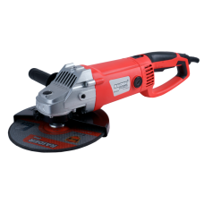Flex 230 mm x 2350 W cu maner rotativ Raider Power Tools