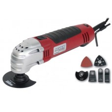 Unealta multifunctionala (renovator) 300 W + 5 accesorii Raider Power Tools RD-OMT03