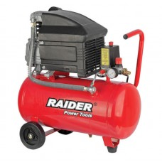 Compresor de aer 50 L x 1500 W Raider Power Tools RD-AC02