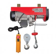 Macara electrica 1000 kg x 1600 W telecomanda pe fir Raider Power Tools