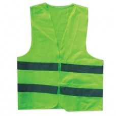 Vesta reflectorizanta verde XL Top Strong
