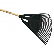 FISKARS Grebla neagra pentru frunze (XL) classic