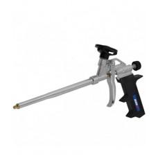 DEDRA pistol de montaj spuma din metal cu duza de alama 1201-21
