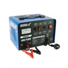 DEDRA  Redresor Baterie Auto 6/12V, 12-100Ah DEP010
