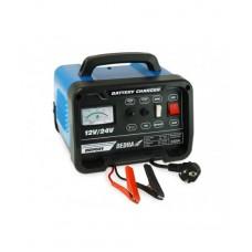DEDRA  Redresor baterie auto cu functie de incarcare rapida 12 / 24V,25-180Ah DEP021