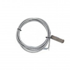 DEDRA Cablu desfundat canal 10mmx10m