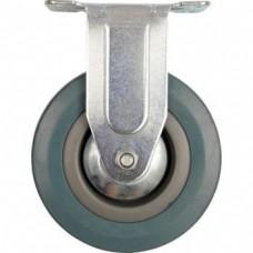 VOREL 87352 Roata cauciucata fixa  pentru carucior 75X21X104 mm,30 kg