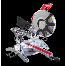 Fierastrau circular fix RDP-MS11 305 mm x 2100W cu laser Raider Power Tools