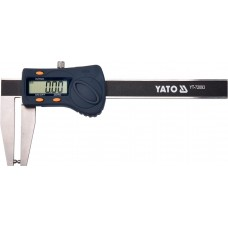YT-72093 Subler electronic pentru discuri de frana 180mm,0-70mm