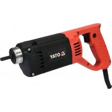 YATO YT-82600 Vibrator de beton,1200W, 35mm