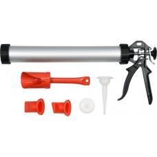 YATO YT-67583 Pistol silicon aluminiu 1L cu accesorii