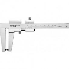 YATO  YT-72090 Subler pentru discuri de frana 160mm,0-60mm